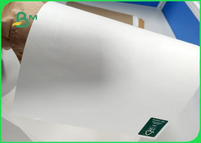80gsm to 120gsm high bursting resistance UWF uncotated woodfree paper in reels