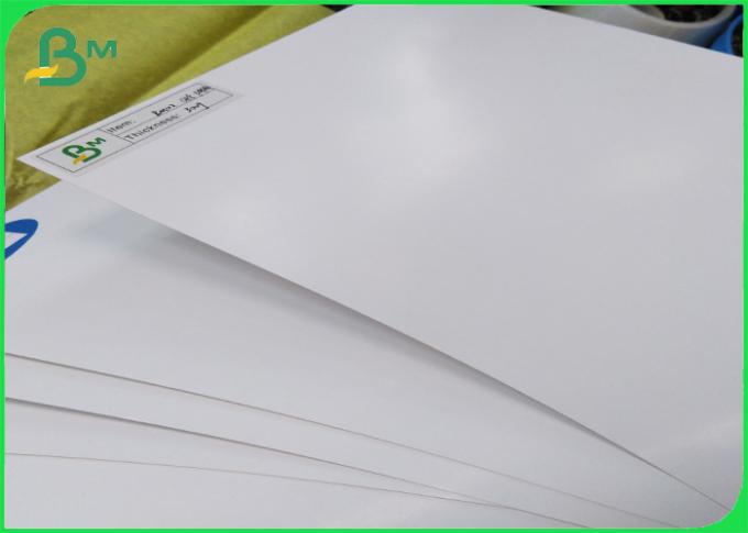 FSC Printing Paper 135gr Glossy Coated Couche Paper 42