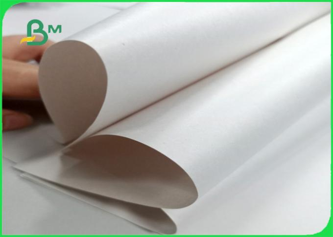 30LB 48.8gsm Loose and thin smooth surface Newsprint paper for packing flower