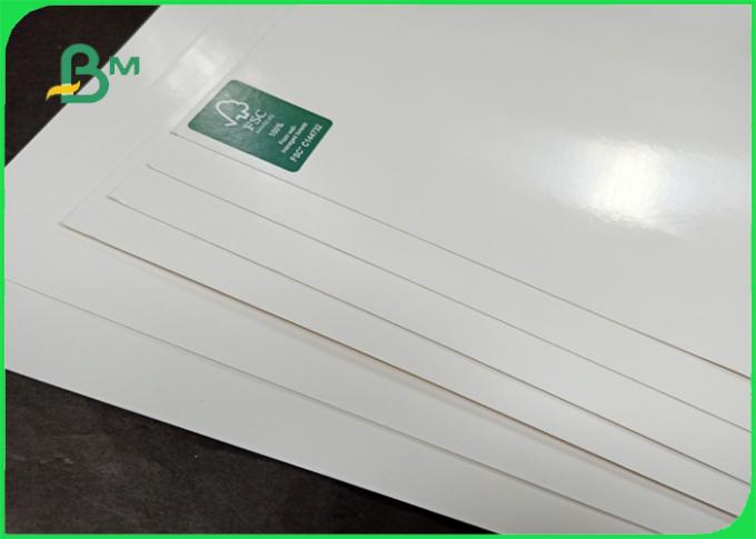 250gsm 300gsm PE coated paper Good load bearing capacity for paper plates