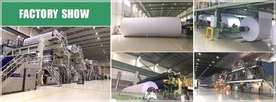 Porcellana GUANGZHOU BMPAPER CO.,LTD